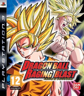 Dragon Ball: Raging Blast - PS3