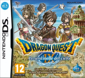 Dragon Quest IX - NDS