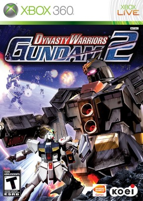 Dynasty Warriors: Gundam 2 - XBOX 360