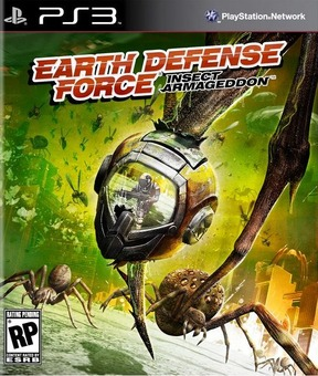 Earth Defense Force: Insect Armageddon - PS3