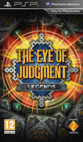 The Eye of Judgment: Legends - PSP