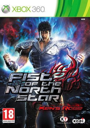 Fist of the North Star: Ken's Rage - ND.