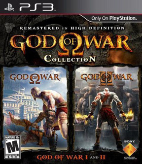 God of War Collection - PS3