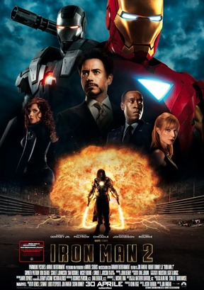 Iron Man 2 - Cinema