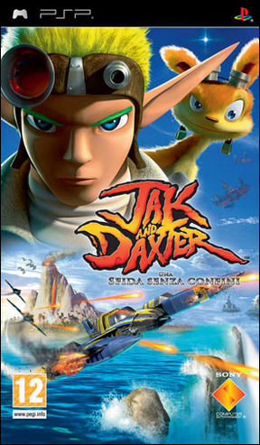 Jak and Daxter: The Lost Frontier - PSP