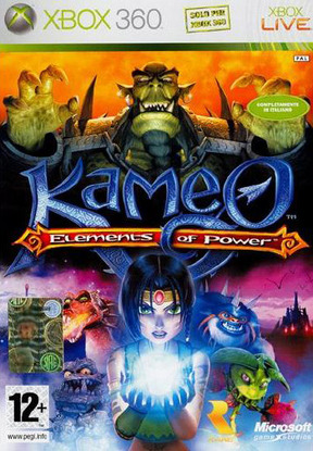 Kameo - Elements of Power - XBOX 360