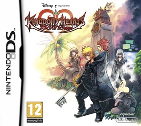 Kingdom Hearts: 358/2 Days - NDS