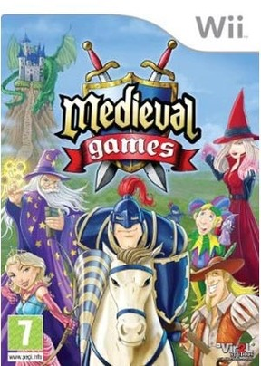 Medieval Games - Wii