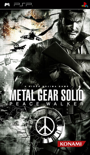 Metal Gear Solid: Peace Walker - PSP