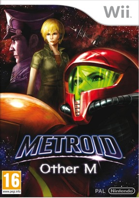 Metroid Other M - Wii