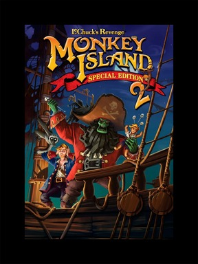 Monkey Island 2: LeChuck's Revenge - Special Edition - PC
