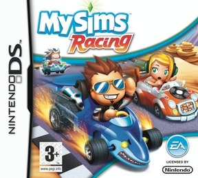 My Sims Racing - NDS