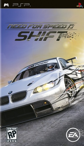 Need for Speed: Shift - PSP