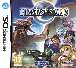 Phantasy Star Zero - NDS