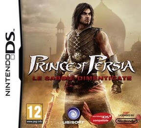 Prince of Persia: Le Sabbie Dimenticate - NDS