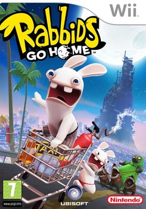 Rabbids go Home - Wii
