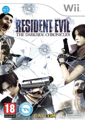 Resident Evil: The Darkside Chronicles - Wii