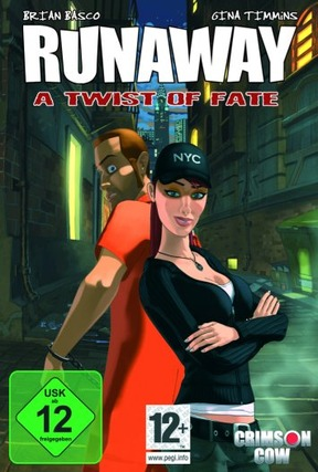 Runaway : A Twist Of Fate - PC