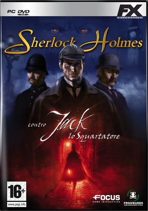 Sherlock Holmes vs. Jack 'The Ripper' - PC