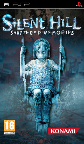 Silent Hill: Shattered Memories - PSP