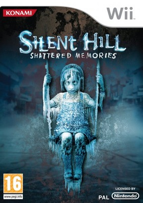 Silent Hill: Shattered Memories - Wii
