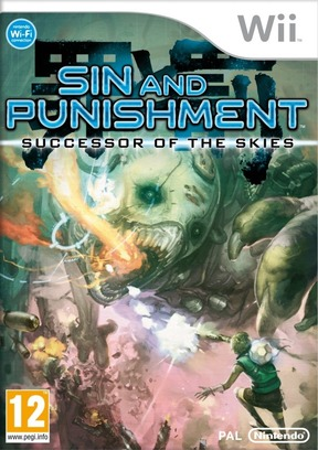 Sin and Punishment 2 - Wii