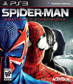 Spider-Man: Shattered Dimensions - PS3