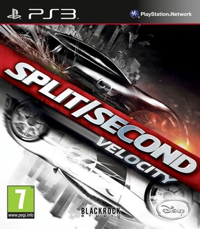 Split Second: Velocity - PS3