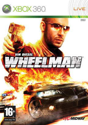 The Wheelman - XBOX 360