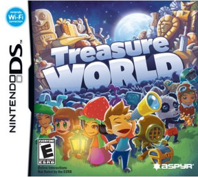 Treasure World - NDS