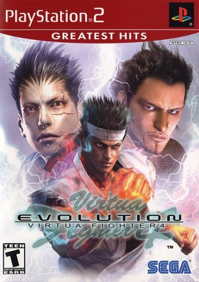 Virtua Fighter 4 Evolution - ND.