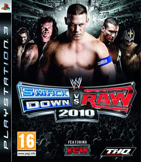 WWE SmackDown vs. Raw 2010 - PS3