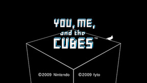 You, Me and the Cubes - Wii