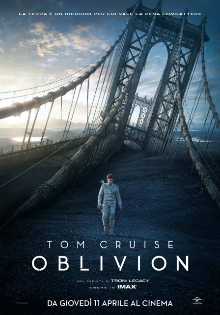 Oblivion (2013) .avi MD MP3 BRRip - ITA