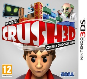 Crush 3D - 3DS