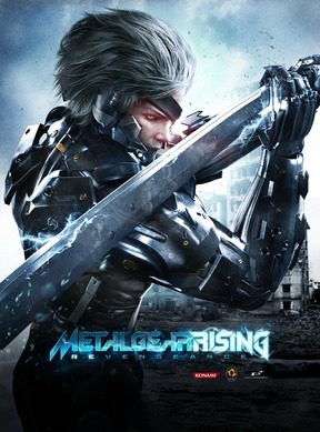 Metal Gear Rising: Revengeance - ND.