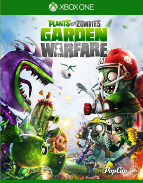 Garden Warfare: Plants vs Zombies - Xbox One