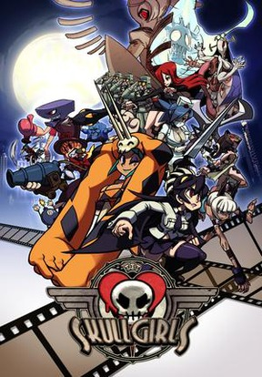 Skullgirls - ND.
