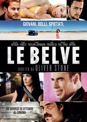 Le belve - Cinema