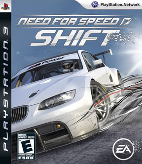 Need for Speed: Shift - PS3