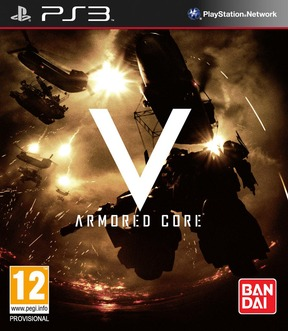 Armored Core 5 - ND.