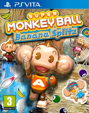 Super Monkey Ball Banana Splitz - PSVita