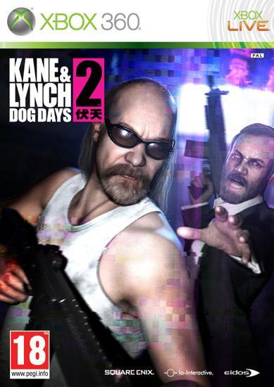 Kane & Lynch 2: Dog Days Kane_lynch_2_box_art