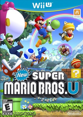 New Super Mario Bros. U - ND.