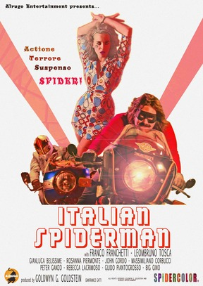 Italian Spiderman - Cinema
