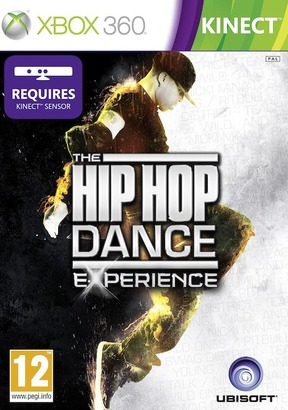 The Hip-Hop Dance Experience - XBOX 360