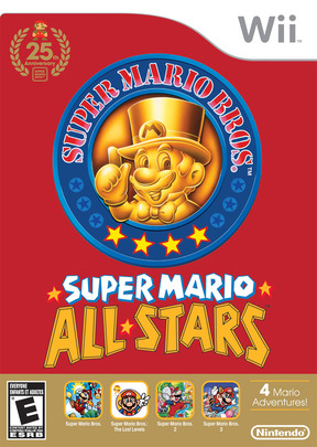 Super Mario All-Stars - 25° Anniversario - Wii
