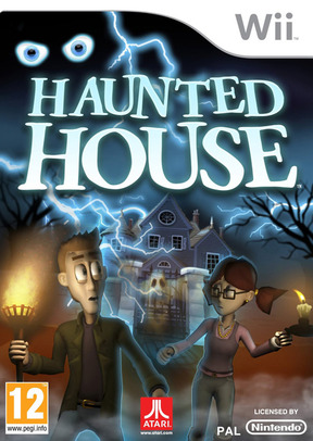 Haunted House - Wii