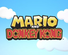Mario e Donkey Kong: Minis on the Move - 3DS