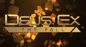 Deus Ex: The Fall - iPad